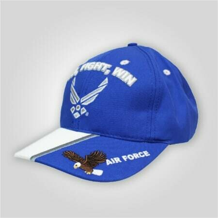 "Air Force ""Fly, Fight, Win"" Cap"