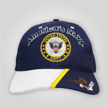 "Global Force ""America's Navy"" Cap"