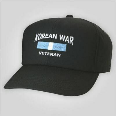 Korean War Veteran Cap
