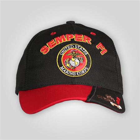 """Semper Fi"" Marines Cap"
