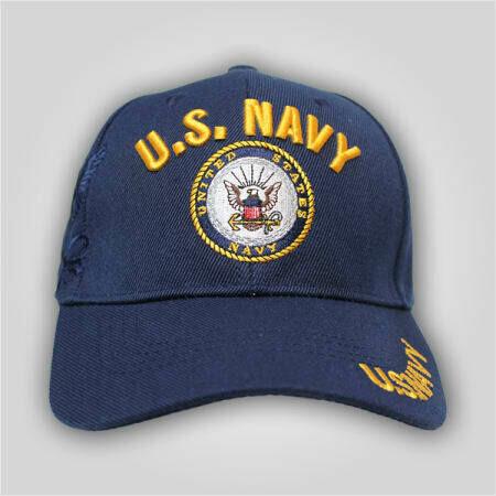 US Navy Emblem Cap