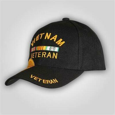 Vietnam Medal Cap