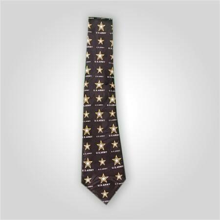 US Army Star Neck Tie
