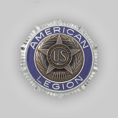 Legion Metal Flats Silver 1.25