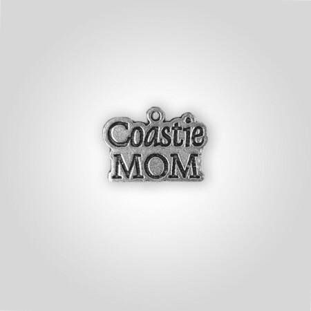 Coastie Mom Charm