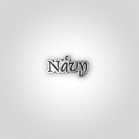 Navy Charm