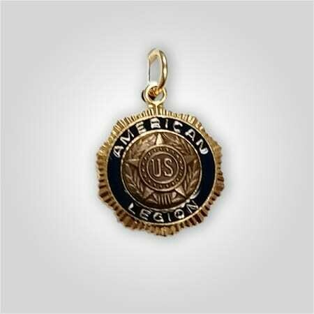 American Legion Charm