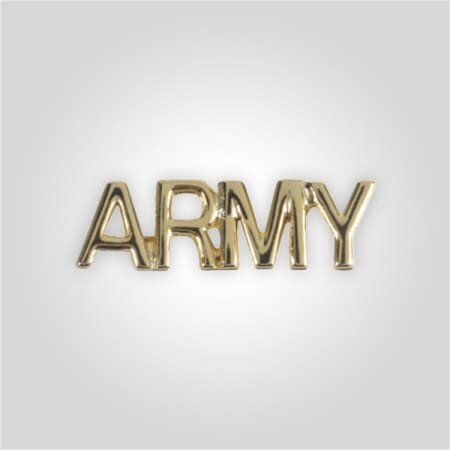 Cap Bar Pin - Army