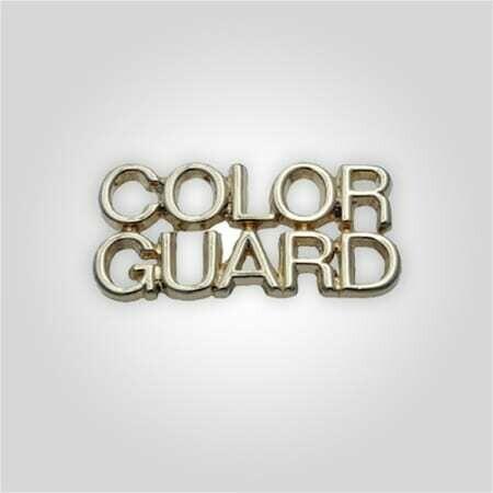 Cap Bar Pin - Color Guard