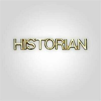 Cap Bar Pin - Historian