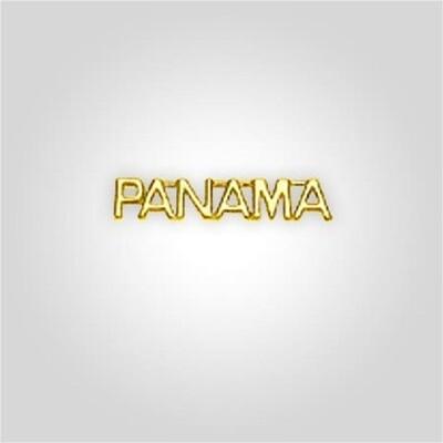 Cap Bar Pin - Panama