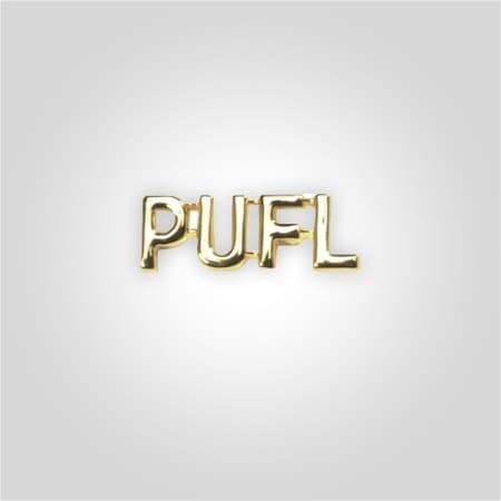 Cap Bar Pin - PUFL