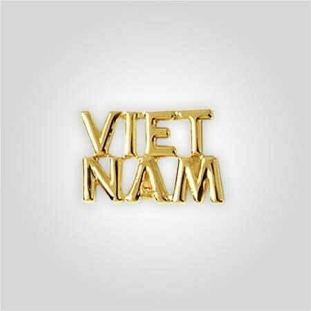 Cap Bar Pin - Vietnam
