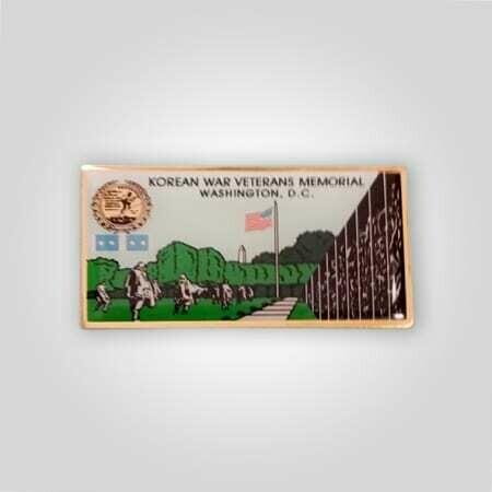 Korean War Memorial Tack