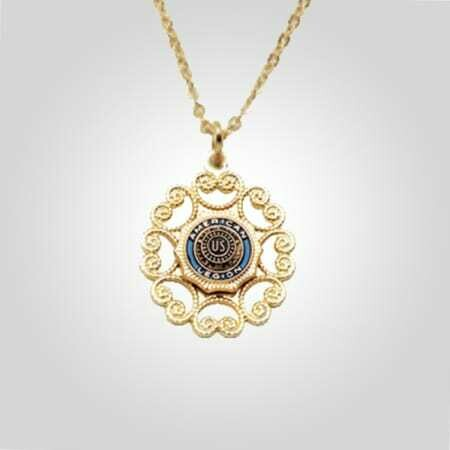 Legion Filigree Collection Necklace
