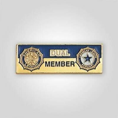 Legion/Aux Dual Member Tack