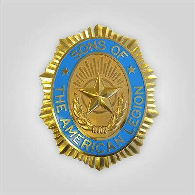 SAL Membership Lapel Tack 1 3/8 x 1
