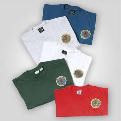Legion Emblem Screened Pocket TShirt