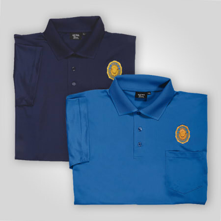 SAL Aqua-dry Pocket Polo