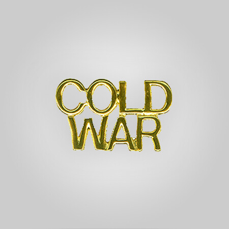 Cap Bar Pin - Cold War