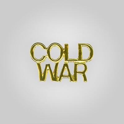 Cap Bar Pin - Cold War