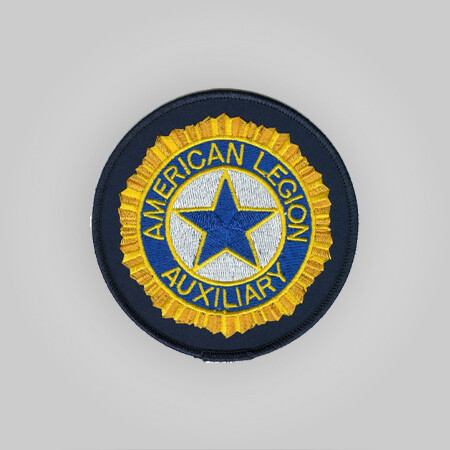 Embroidered Auxiliary Emblem