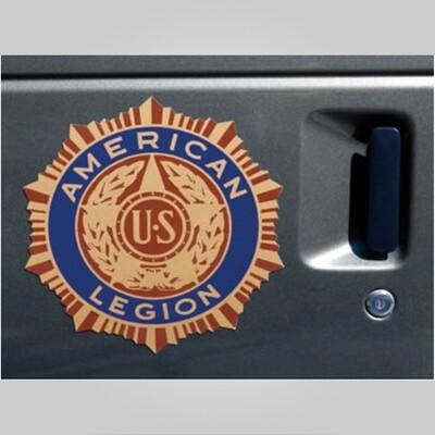 "Legion Emblem Auto Magnet - 11.5"""