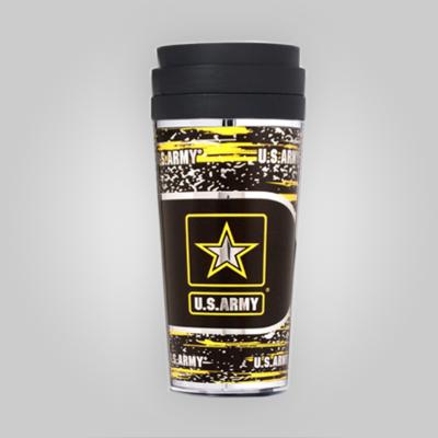 Army 16oz Acrylic Tumbler