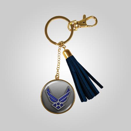 Air Force Keychain