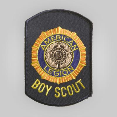 Boy Scout Shoulder Patch