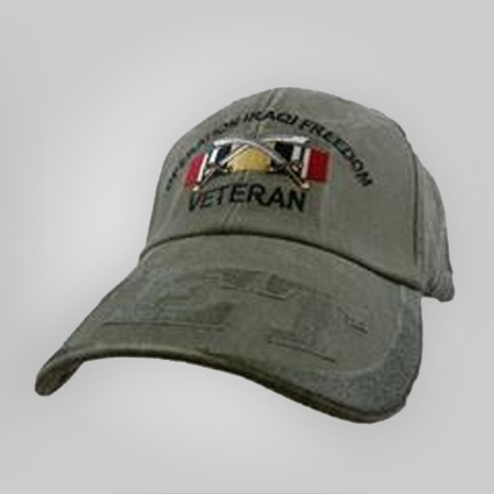 Operation Iraq Freedom Cap