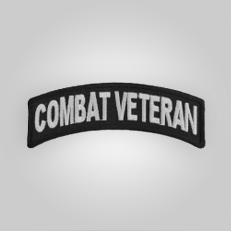 Combat Veteran Patch