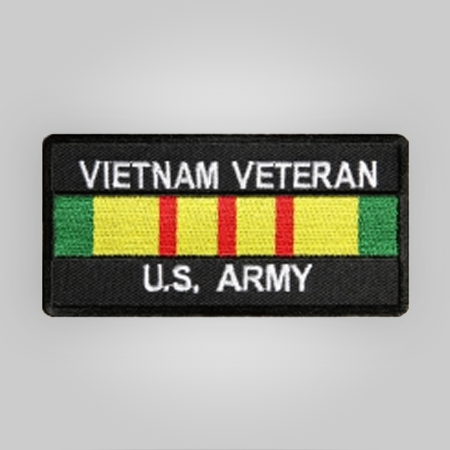 Vietnam Army Veteran Patch