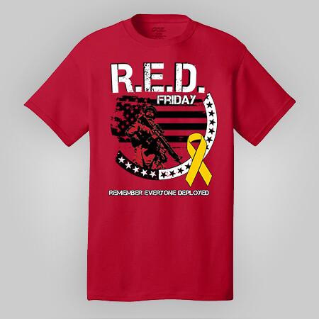 R.E.D. Friday Shirt