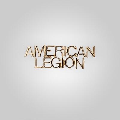 American Legion Cap Pin