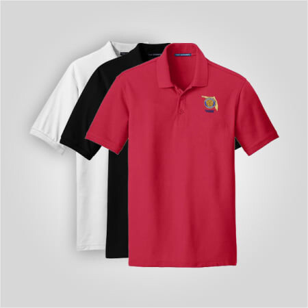 Dept of Florida Polo w/o Pocket