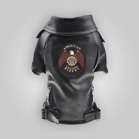 ALR Biker Dog Jacket