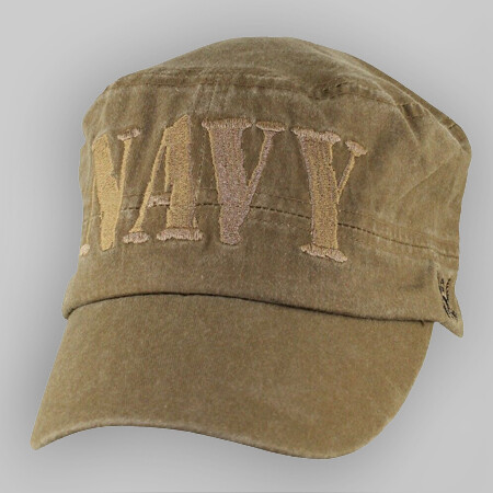 US Navy Flat Top Cap