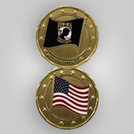 POW-MIA Coin