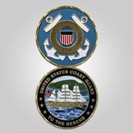 USCG Coin