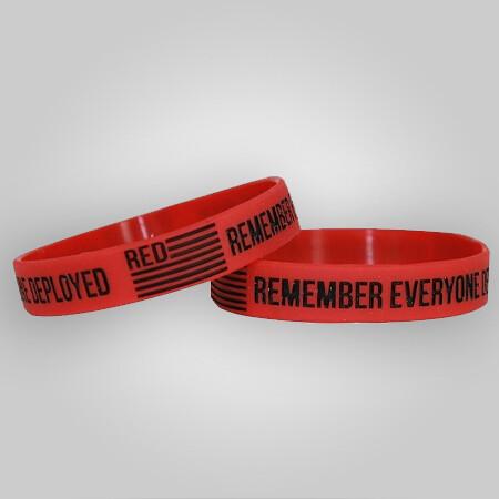 R.E.D. Wristband