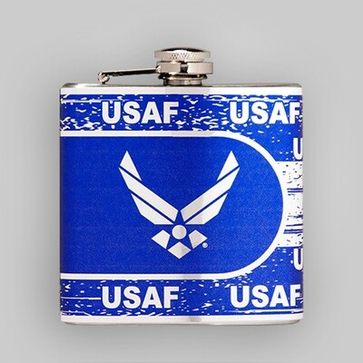 Air Force 6oz Flask