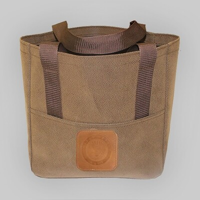 Navy Tote - Made in the USA