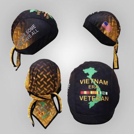 Vietnam Veteran HeadWrap