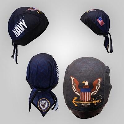Navy HeadWrap