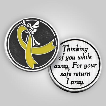 Yellow Ribbon Pocket Token