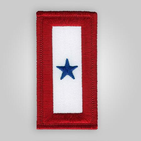 Blue Star Service Patch