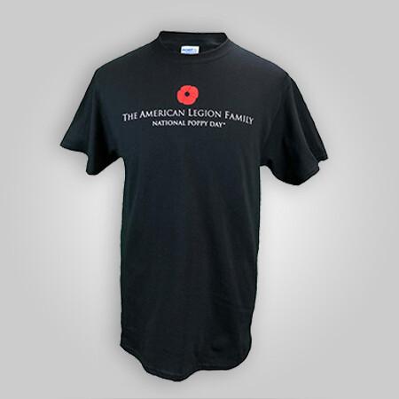 National Poppy Day T-Shirt
