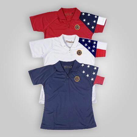 Allegiance Ladies' Polo