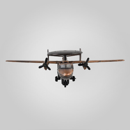 Hawkeye Airplane Pencil Sharpener